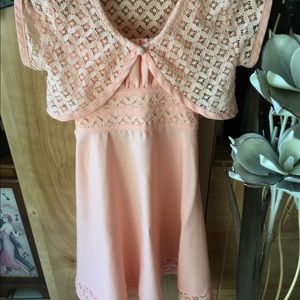 Other - Little Girl's Pink Party Dress & Jacket